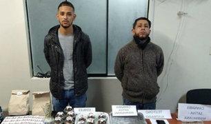 Callao: PNP detiene a jóvenes que comercializaban 'brownies' con marihuana