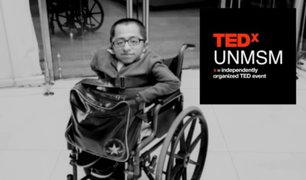 """Antonio Prudencio Mori: """"Queremos que los sanmarquinos tengan espacio para una charla tipo TED"""""""
