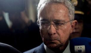 Colombia: ordenan la detención del expresidente Álvaro Uribe