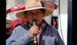 Cusco: alcalde distrital de Pallpata falleció a causa del COVID-19