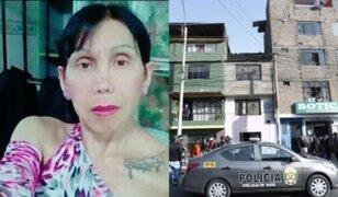 Hallan muerta a mujer trans en su vivienda en San Juan de Lurigancho
