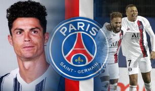 Según medios franceses, Cristiano Ronaldo se irá al PSG