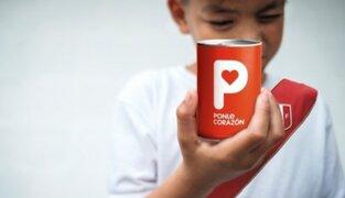 Colecta nacional Ponle Corazón será 100% digital
