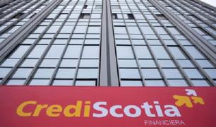 Crediscotia fue sancionada por Indecopi con S/ 129 mil por negar la atención preferencial a cliente