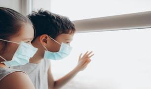 ¿Cómo evitar que los niños sufran estrés a causa de la pandemia?
