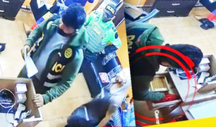 """PNP intervine prostíbulo que funcionaba bajo la fachada de una """"barbería"""""""
