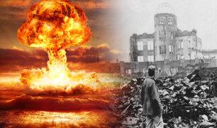 Japón: hace 75 años se produjo el lanzamiento de la bomba atómica sobre Hiroshima