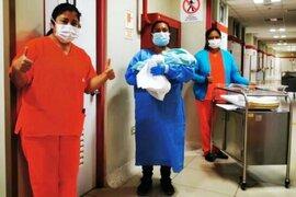 Villa El Salvador: nacen 842 bebés sanos de madres con COVID-19