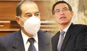 Premier Martos se pronuncia sobre supuestos rumores de vacancia presidencial
