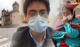 Cusco pide ser declarada en cuarentena rígida para frenar avance de la COVID-19