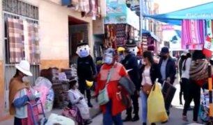 EsSalud: casos COVID-19 aumentan un 50% en Ayacucho y Madre de Dios