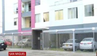 San Miguel: Vecinos atemorizados por delincuentes que ingresan a robar a condominio