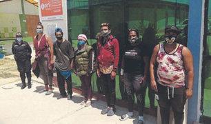 Tumbes: pese a operativos, extranjeros siguen ingresando de forma irregular al Perú