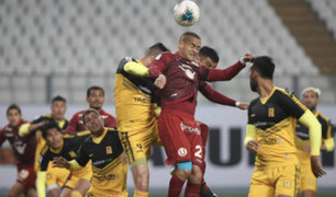 Liga 1: Gobierno autorizó los partidos del torneo apertura los domingo