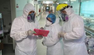 Minjusdh: Familia de personal sanitario fallecido por Covid 19  recibirá subsidio