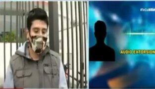 Chorrillos: Pareja de inquilina morosa amenaza de muerte a propietario del departamento