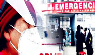 Lima sin camas UCI: colapso en las puertas de hospitales en tiempos de coronavirus