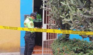 Rímac: anciana es hallada muerta en su vivienda