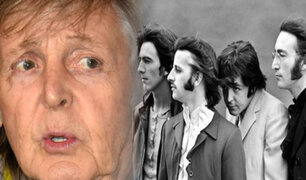 Paul McCartney demandó a Los Beatles en 1970
