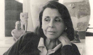 Biblioteca Nacional conmemora el 94º aniversario del nacimiento de Blanca Varela