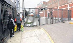 Carabayllo: vecinos enfrentados por colocación de reja