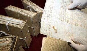 Lanzarán web con documentos históricos sobre la independencia del Perú