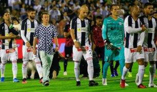 Alianza Lima solicitó a FPF los puntos del partido suspendido ante Binacional