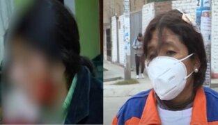 Trabajadora de limpieza denuncia agresión física y amenazas de muerte