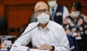 Exministro Zamora responde sobre ofrecimiento de plantas de oxígeno de la embajada de Israel