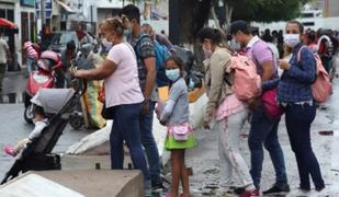 Colombia: más de 10 mil nuevos casos registrados en las últimas 24 horas