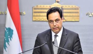 Líbano: renuncia el gobierno tras explosión en Beirut