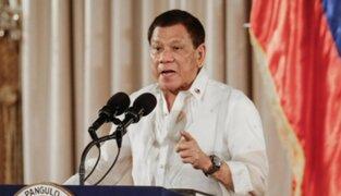 Presidente de Filipinas acepta oferta de Putin y se ofrece a probar vacuna rusa contra el Covid-19