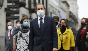 """Gabinete Martos respira """"ambiente de paz"""" pero aún hay temas pendientes, señalan"""