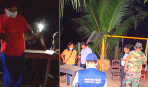 Cusco: Juez apaga las luces en una fiesta para no ser intervenido por la Policía