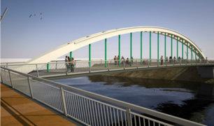 Nuevo puente Talavera sería inaugurado a finales de agosto