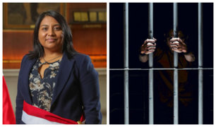 Minjus: política de deshacinamiento en penales incluirá uso de grilletes