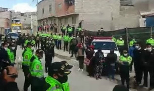 Pasco: reportan muerte del primer policía por covid-19 en la región