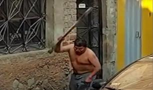 Rímac: golpea y apuñala a hombre hasta dejarlo al borde de la muerte