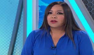 Cuestionan a congresista García por polémicas expresiones al casi justificar los actos de Sendero Luminoso