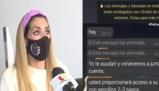 Hackean redes sociales de Brenda Carvalho y piden donaciones