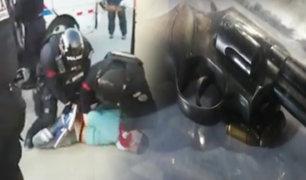 PNP realiza operativo en Lima Norte para frenar la delincuencia