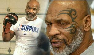 Mike Tyson: se posterga su regreso al boxeo
