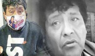 Toño Centella: madre del cantante falleció a los 80 años por COVID-19