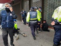 Cercado de Lima: Serena de Lima intervino a sujetos que la amenazaron con un arma