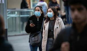 Bruselas: mascarillas ahora son de uso obligatorio ante incremento de casos COVID-19