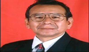 Panamericana TV lamenta pérdida del periodista Hector Huapaya