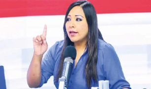 Comisión de Ética evaluará si abre investigación a congresista Cecilia García