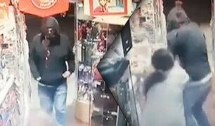 Independencia: menor sufre el robo de su laptop al interior de una tienda