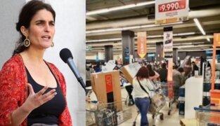 Chile: Compra de televisores y electrodomésticos se dispara tras retiro del 10% de AFP