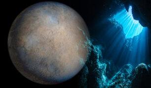 NASA confirma que planeta Ceres tiene grandes cantidades de agua bajo su superficie